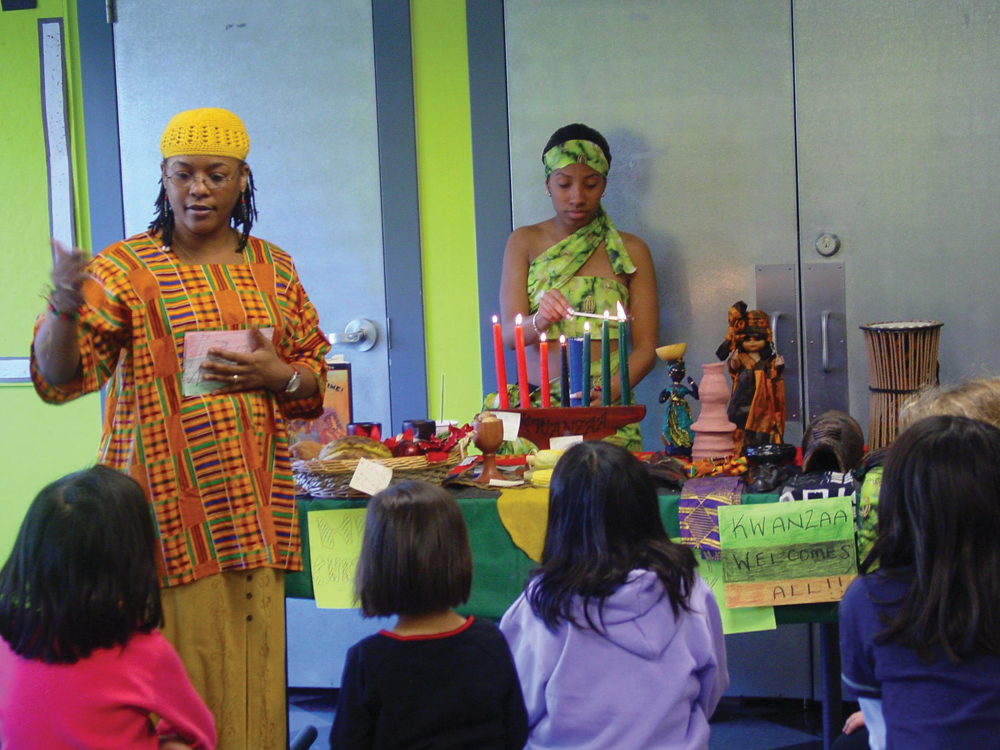 Kwanzaa at Long Island Children's Museum