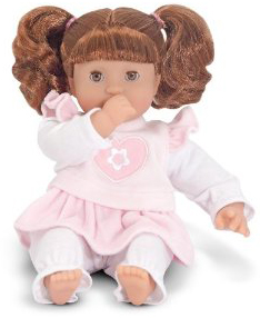 Brianna doll by Melissa and Doug