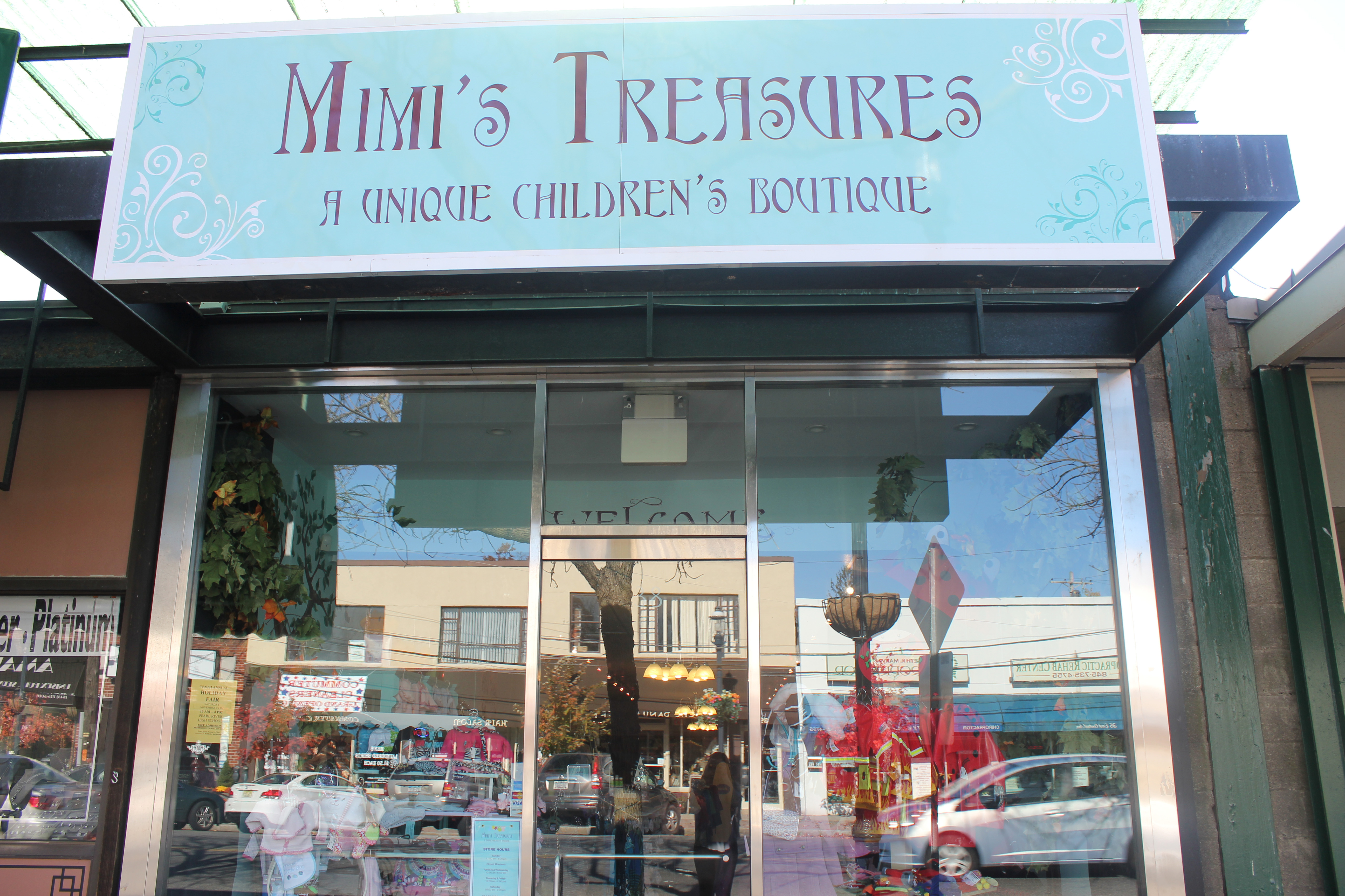 """Mimi's Treasures offers """"a little bit of everything"""" according to owner Kelly Maris."""