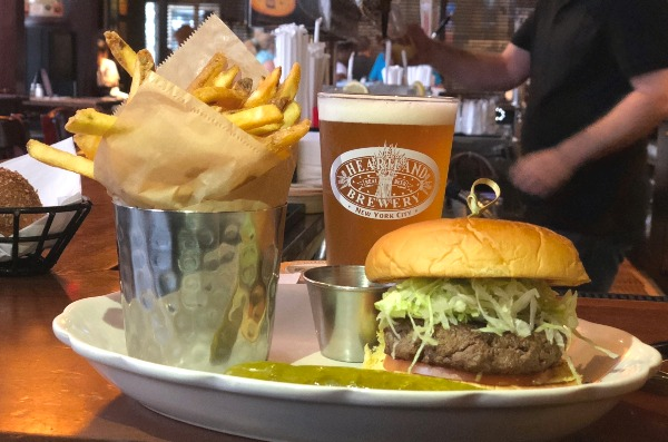 heartland beer burger nyc