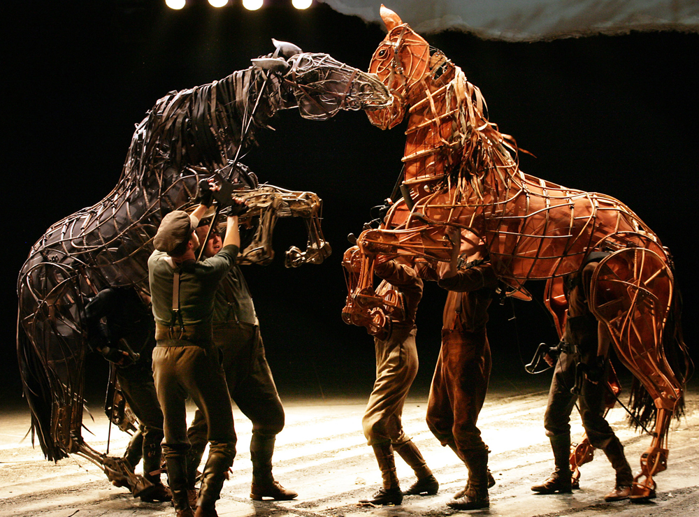 War Horse on Broadway NYC