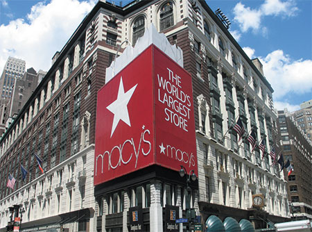 Macy's Herald Square NYC