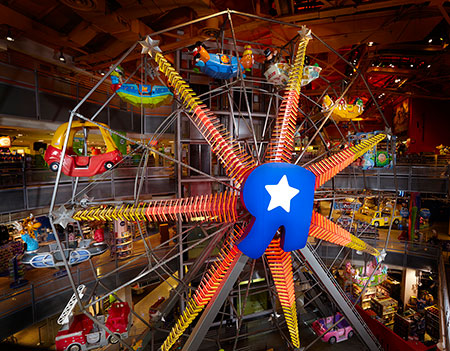 Toys R Us Times Square NYC