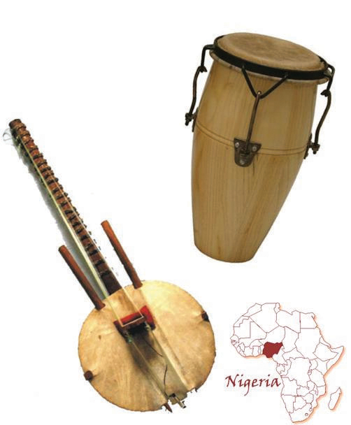 African music from Nigeria