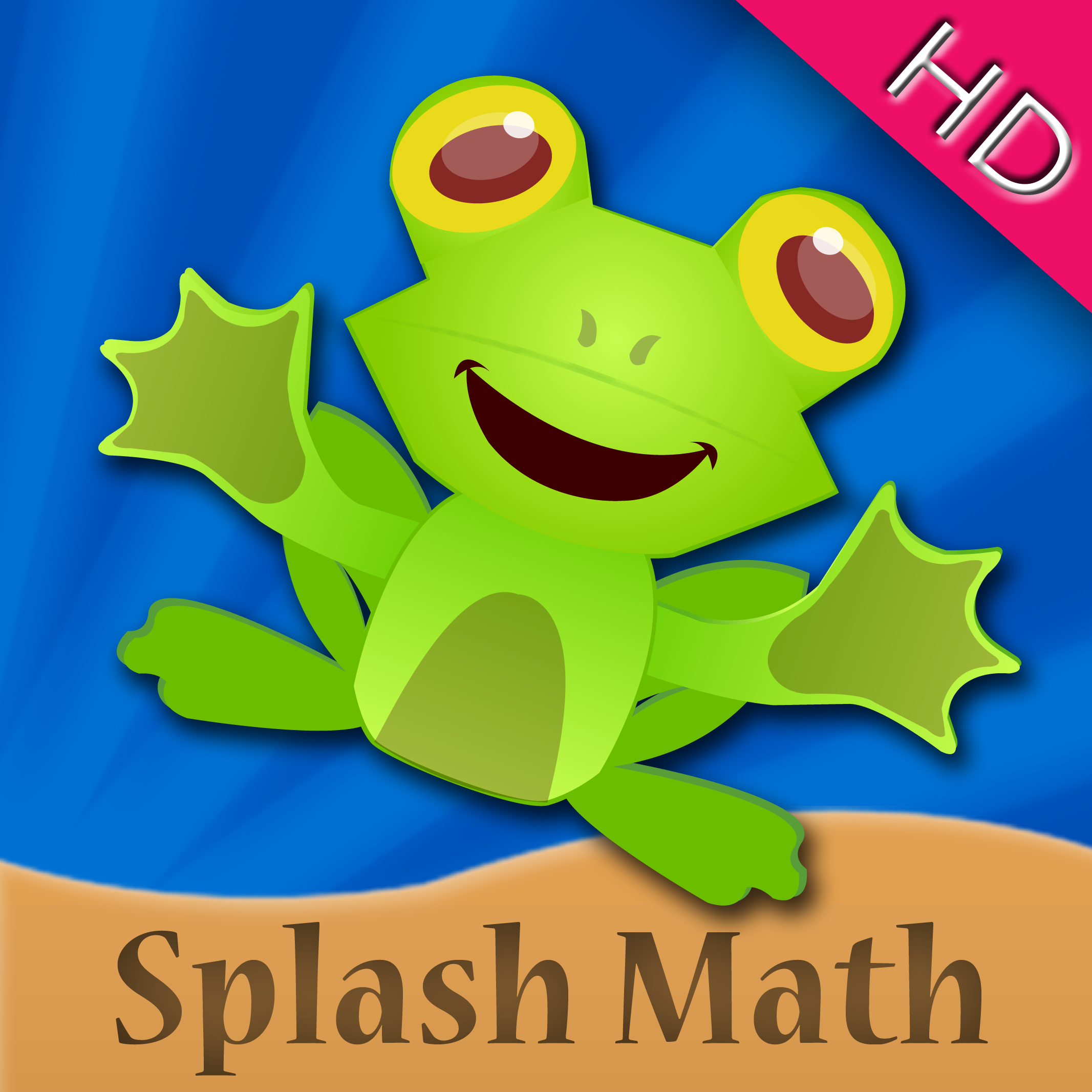Splash Math is a helpful educational app.
