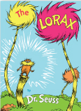 the lorax dr. seuss