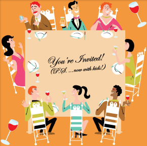How to Avoide Dinner Party Disasters