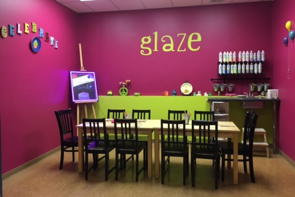 Glaze Art Studio