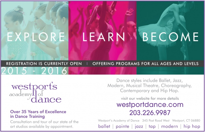 Westport's Academy of Dance