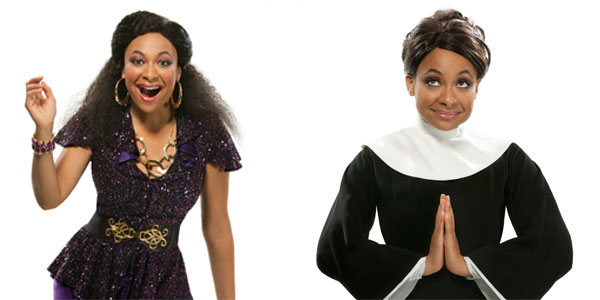 Raven-Symoné in Sister Act