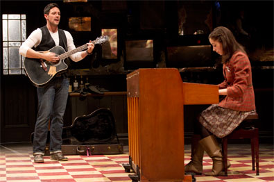 Once: A New Musical on Broadway