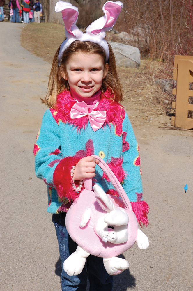Easter egg hunt ct