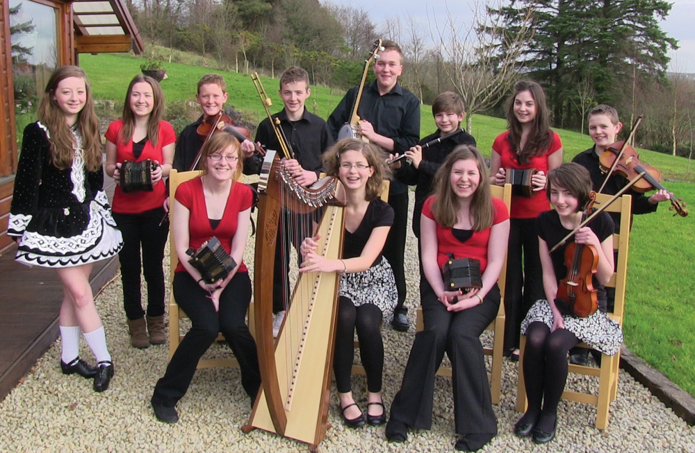 Tigh Na Coille Irish Youth Folklore