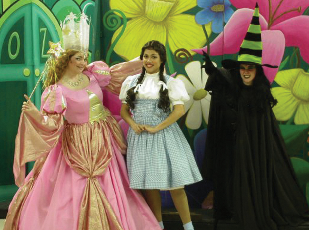 Wizard of Oz Ridgefield