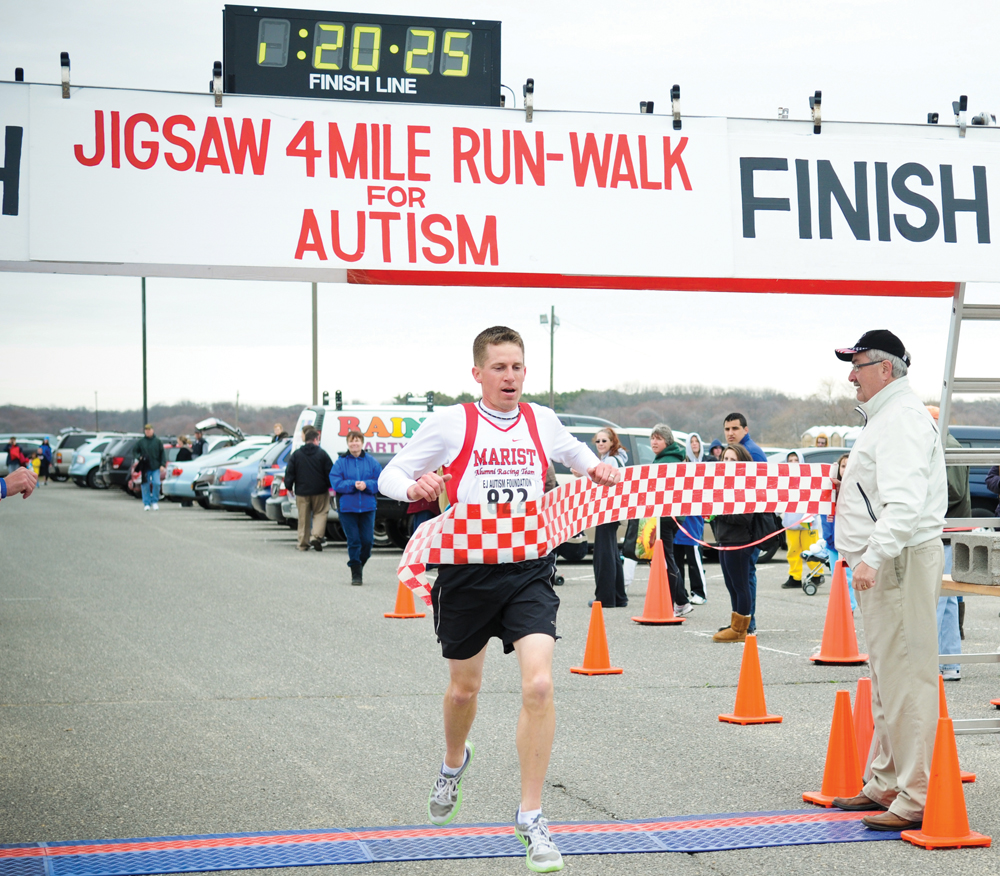 Jigsaw 4 Mile Run Walk for Autism