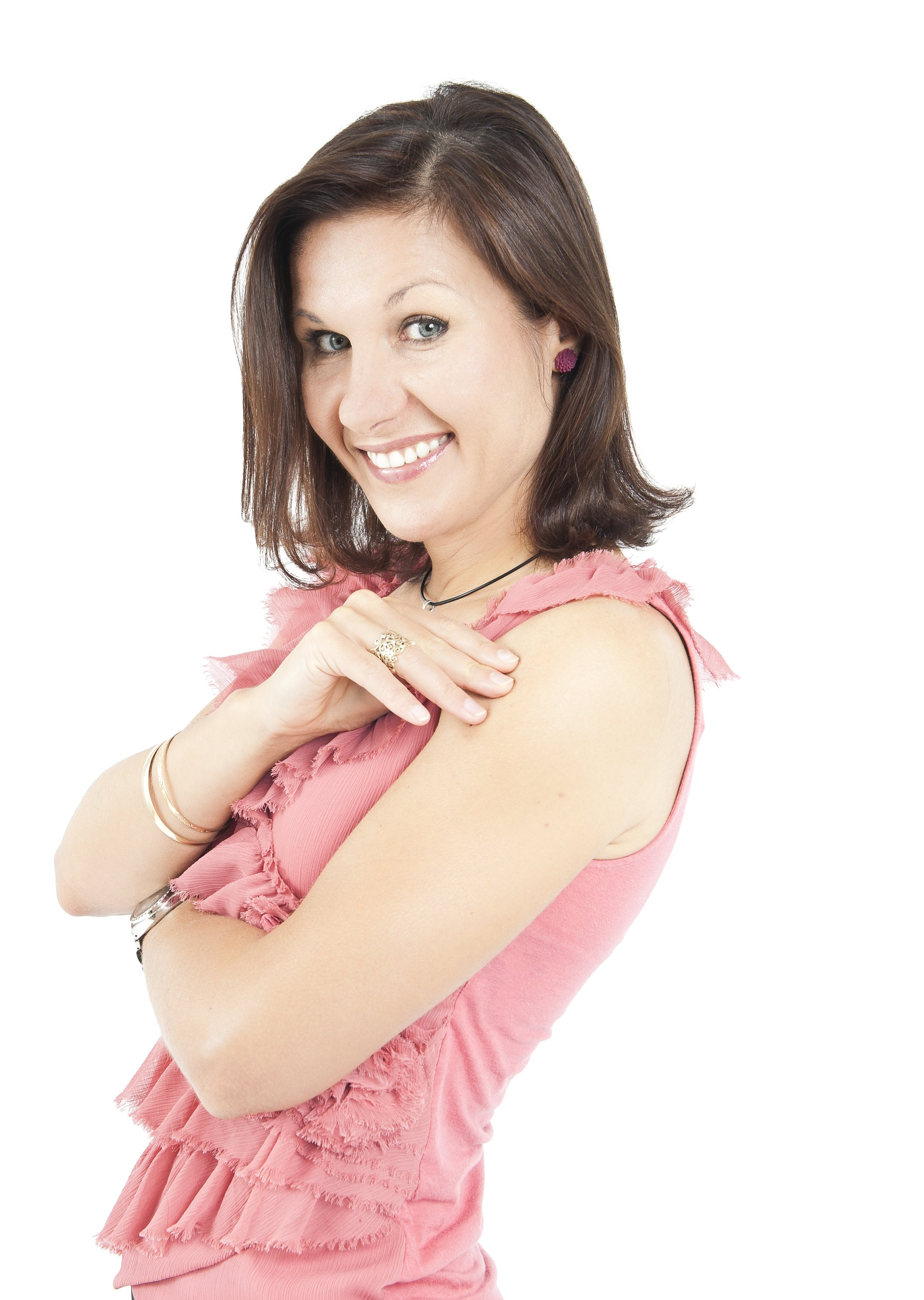 Magdalena Wszeklaki, certified nutrition coach and thyroid wellness expert, gives her clients tools to restore the health of their thyroids.