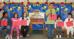 125th Peekskill Spelling Bee