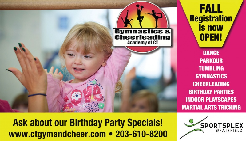 Gymnastics & Cheerleading Academy of CT