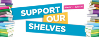 Support Our Shelves