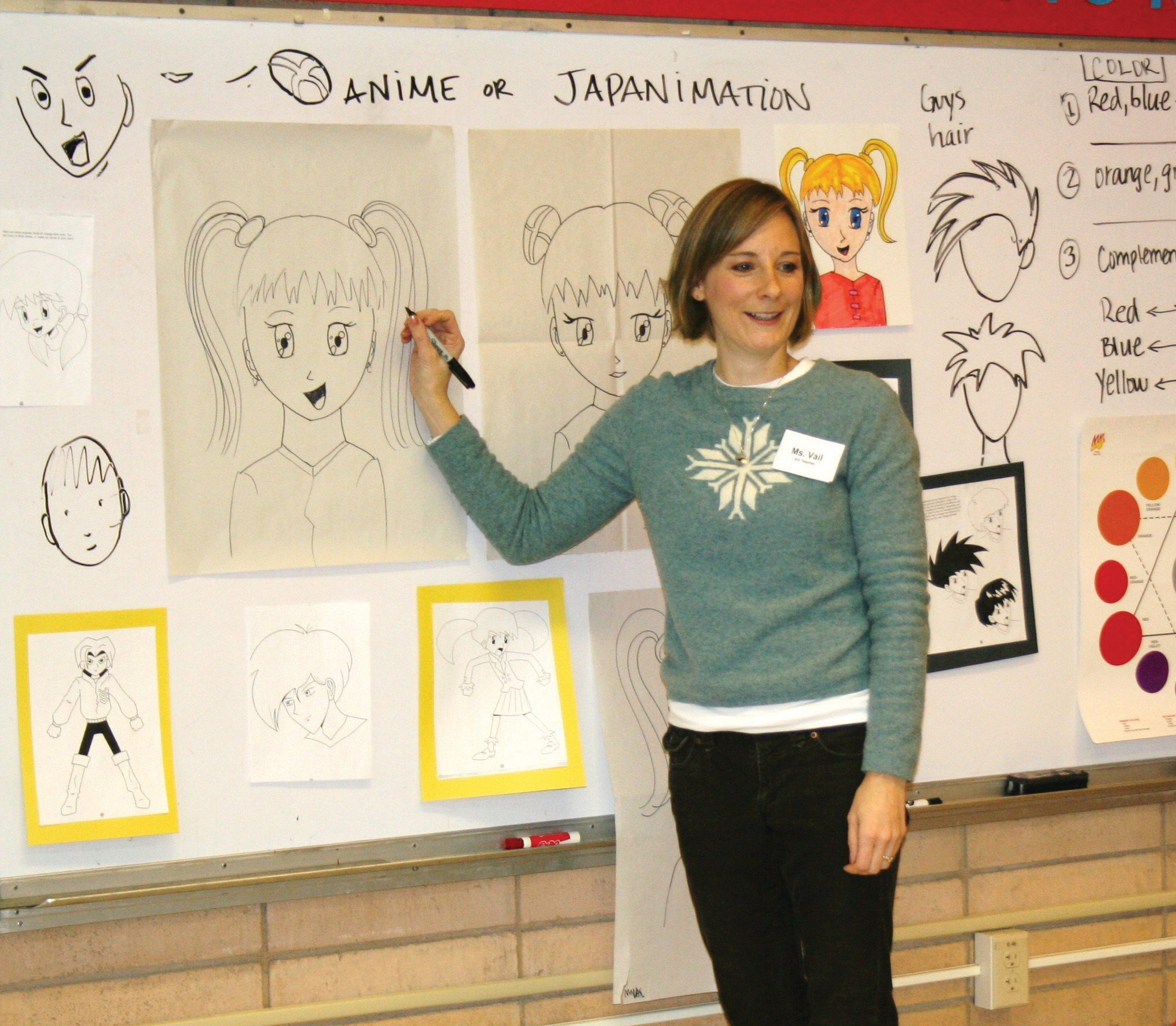 Learn to Draw with Art Teacher Amy