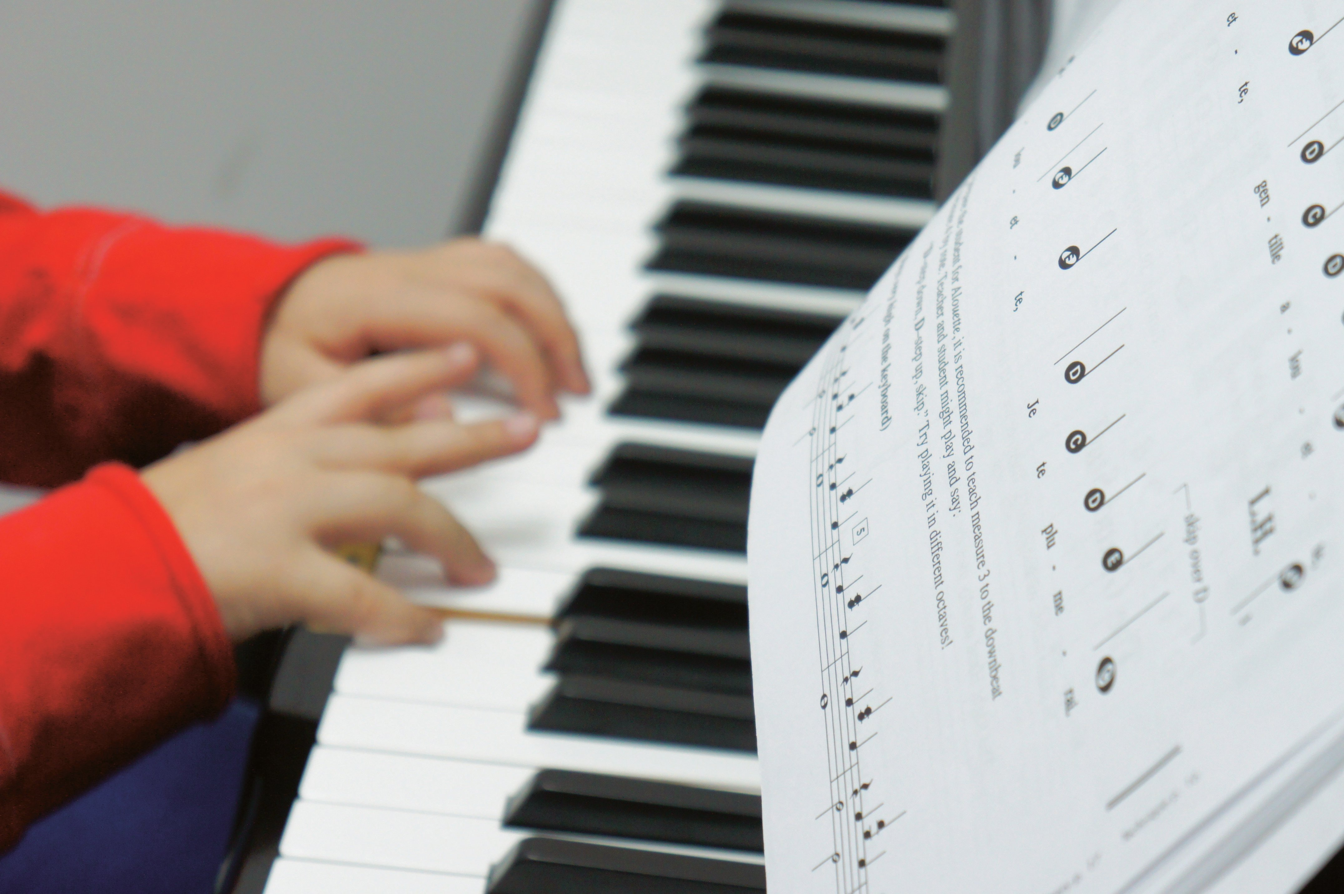Music Beans in Lower Manhattan offers new music classes for kids.