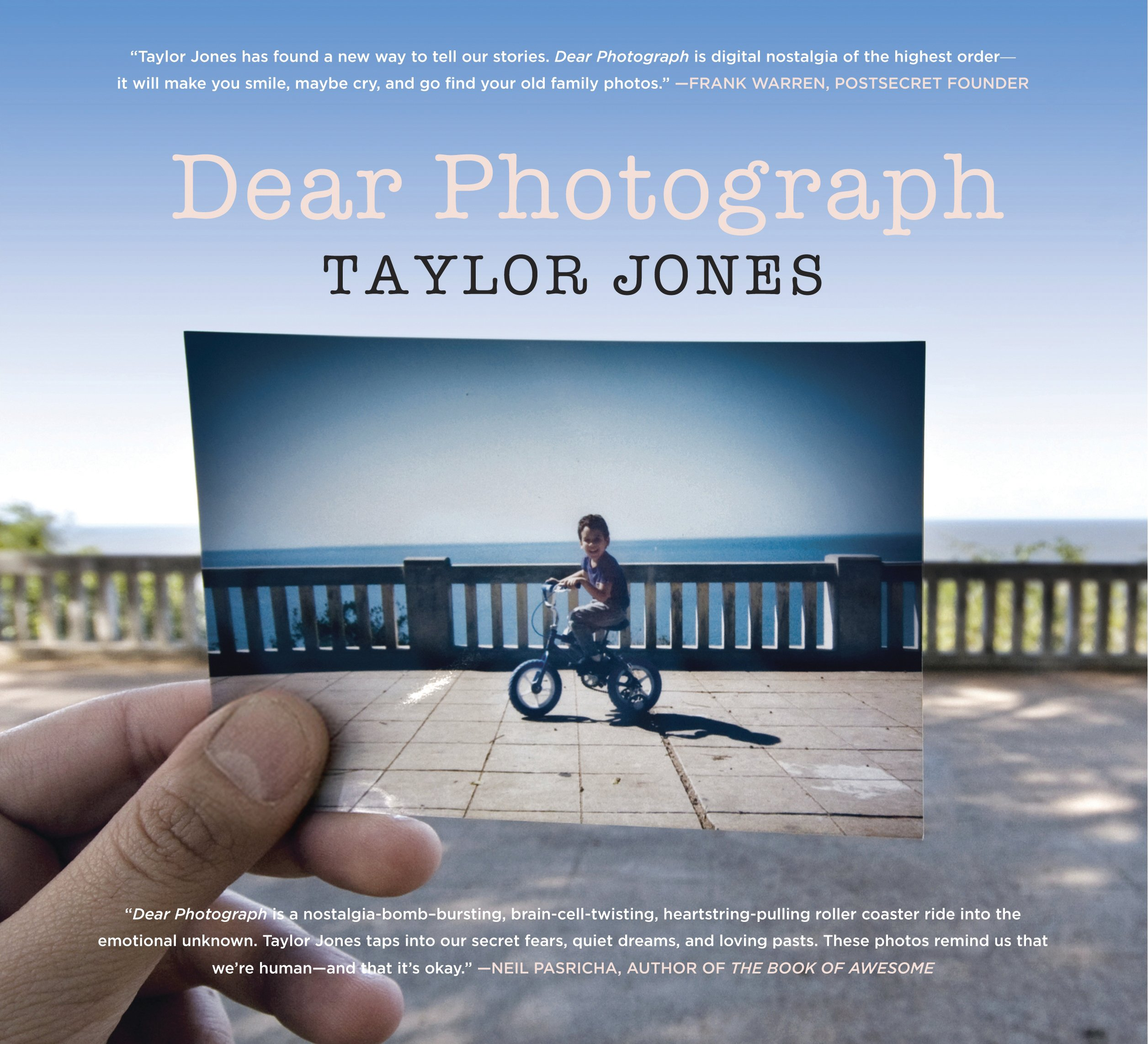 dear photograph book cover