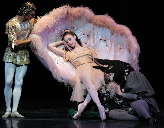 A Midsummer Night's Dream, NYC Ballet
