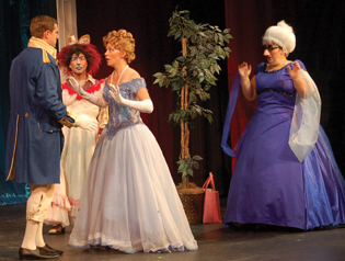 Cinderella at Engeman Theater
