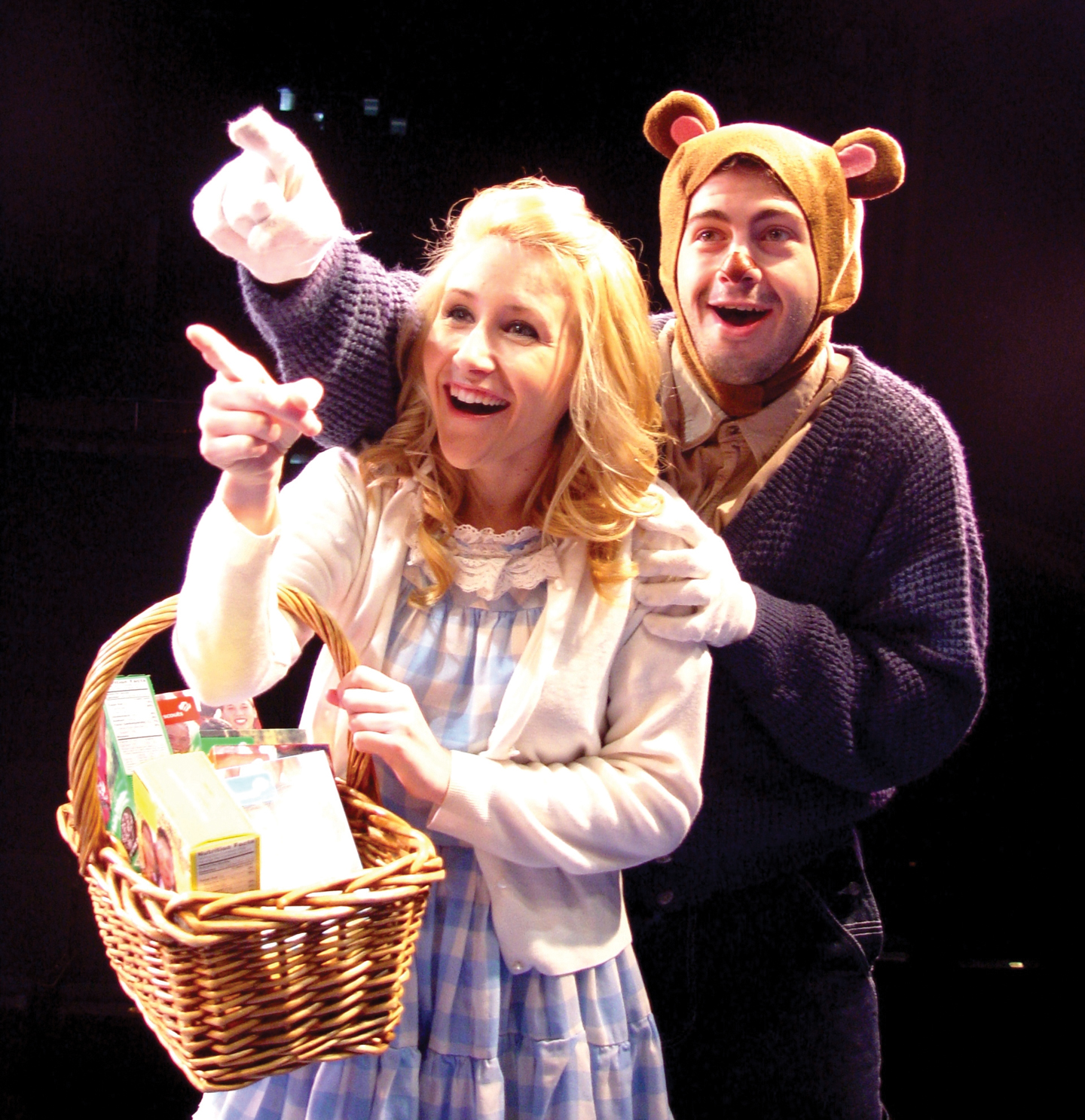 Goldilocks at Theatre Three