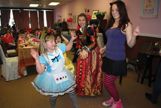 Mad Hatter Tea Party for kids on Long Island
