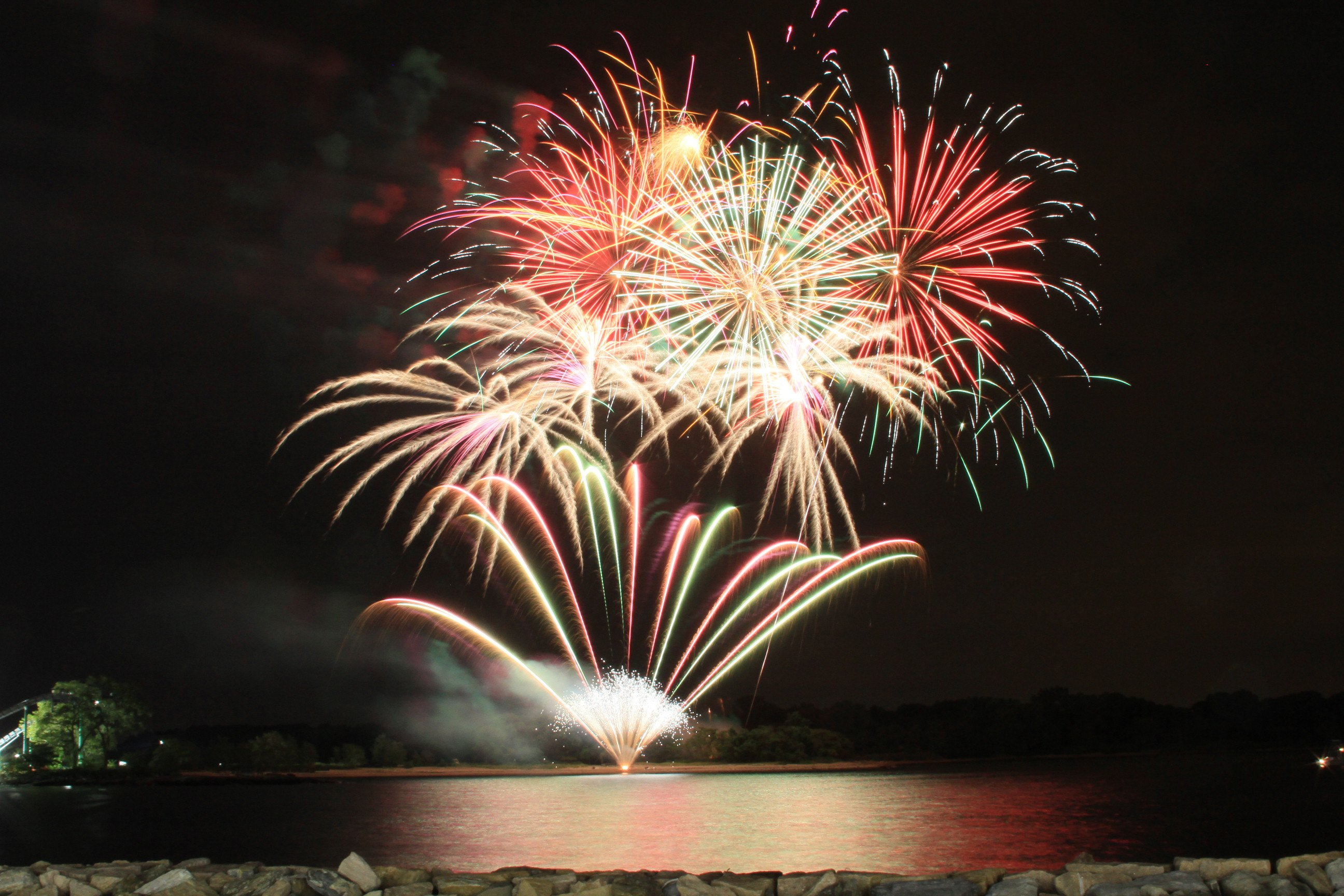 fireworks in Westchester County