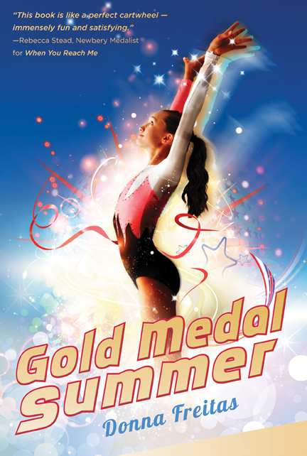 Gold Medal Summer by Donna Freitas