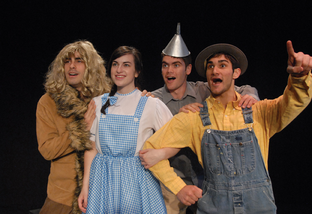 Wizard of Oz, theatre for young audiences