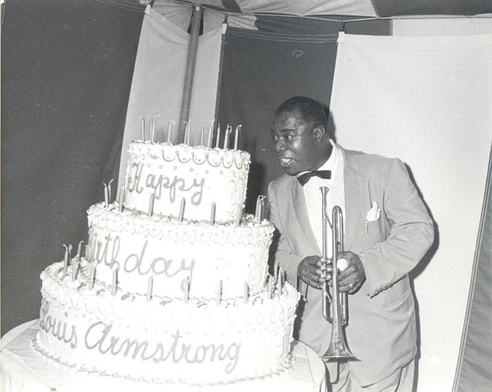 Louie Armstrong birthday