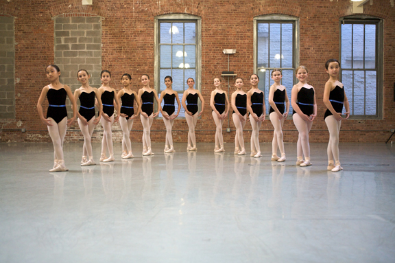 2011-2012 Peridance Core Ballet Program; Jaqi Medlock