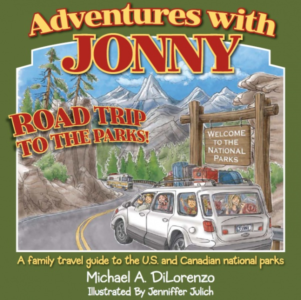 Adventures with Jonny Road Trip to the Parks