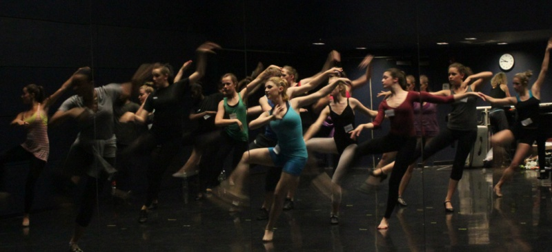 broadway arts factory dance class