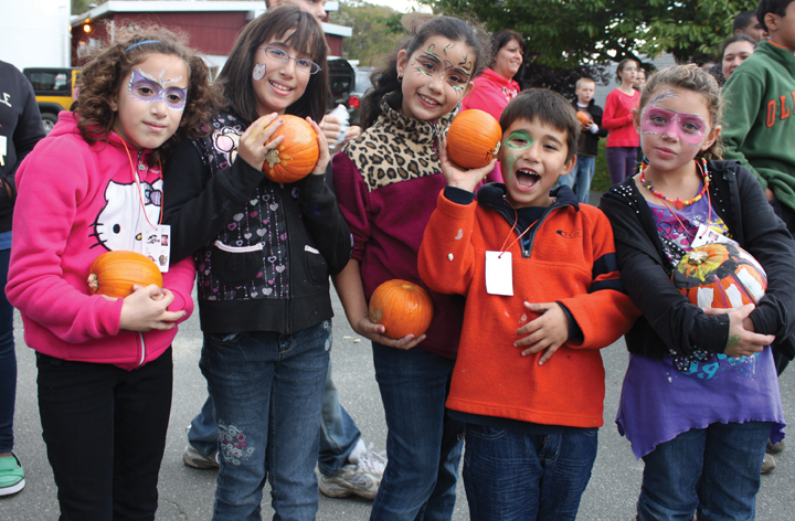 fall festival for kids in Westchester