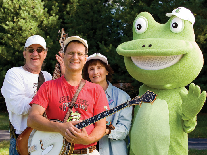 The Bossy Frog Band