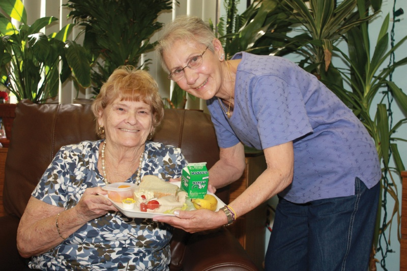 meals on wheels rockland