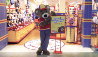Build-A-Bear's Bearemy