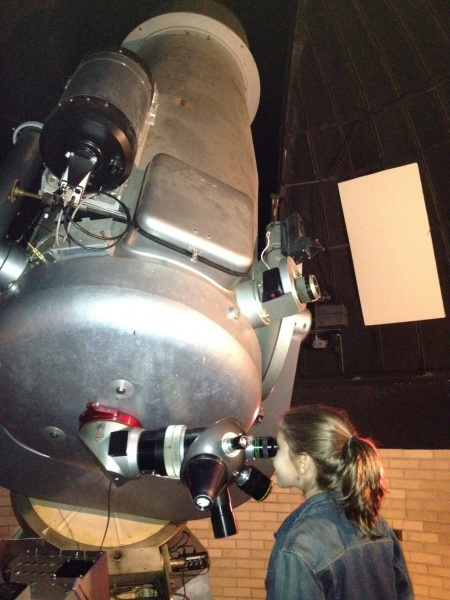 astronomy at stamford museum