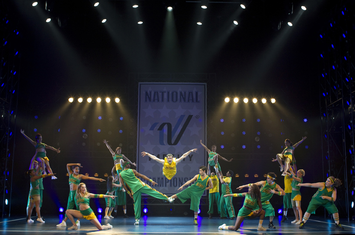 Bring It On The Musical in NYC