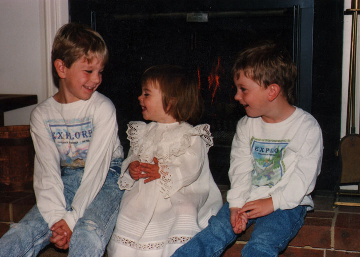 Katelin and brothers