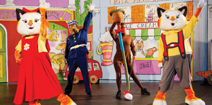 Busytown Busy live