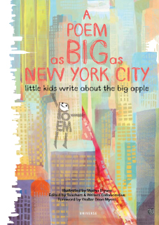 a poem as big as new york city cover