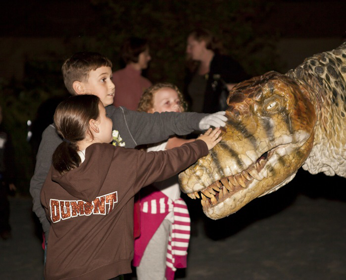 dinosaurs after dark at field station dinosaurs