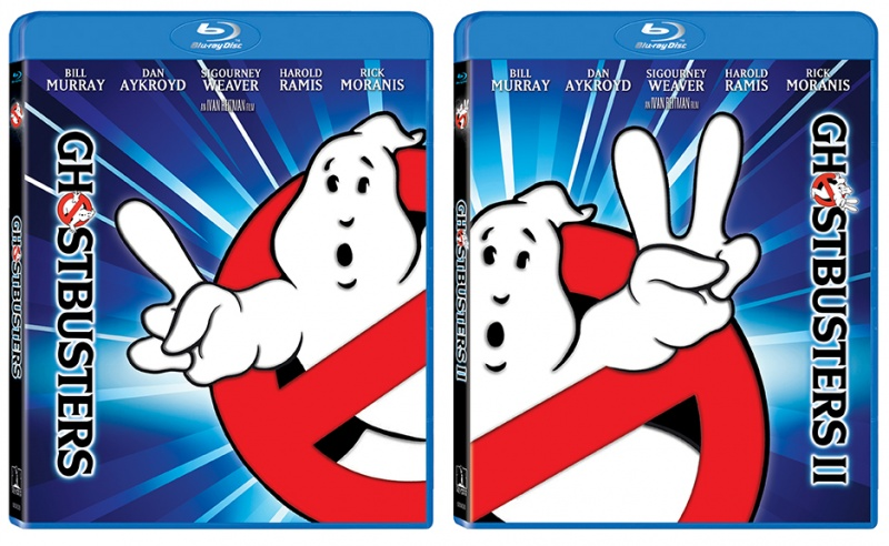 ghostbusters blu ray anniversary