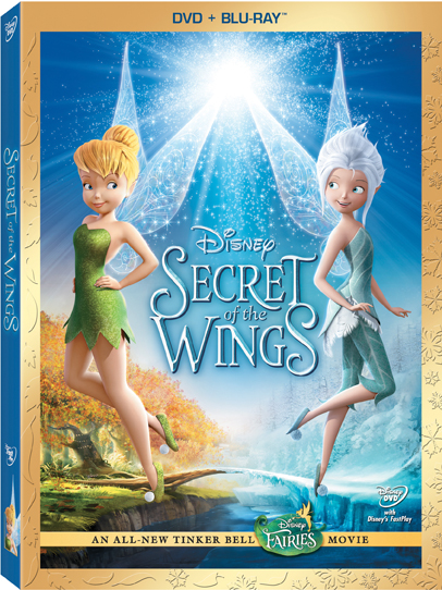 Secret of the Wings movie