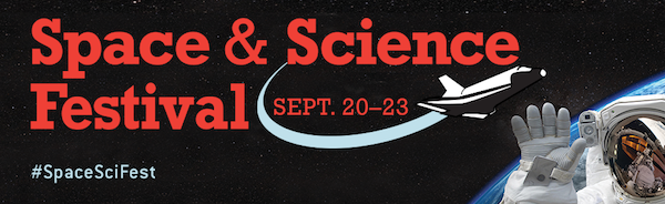 Intrepid Museum's Space & Science Festival